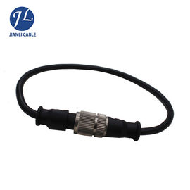 Chine Customized Car Camera 4 Pin  GX16 Vision Systems Cable Waterproof  Ring usine